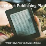 18 Top eBook Publishing Platforms