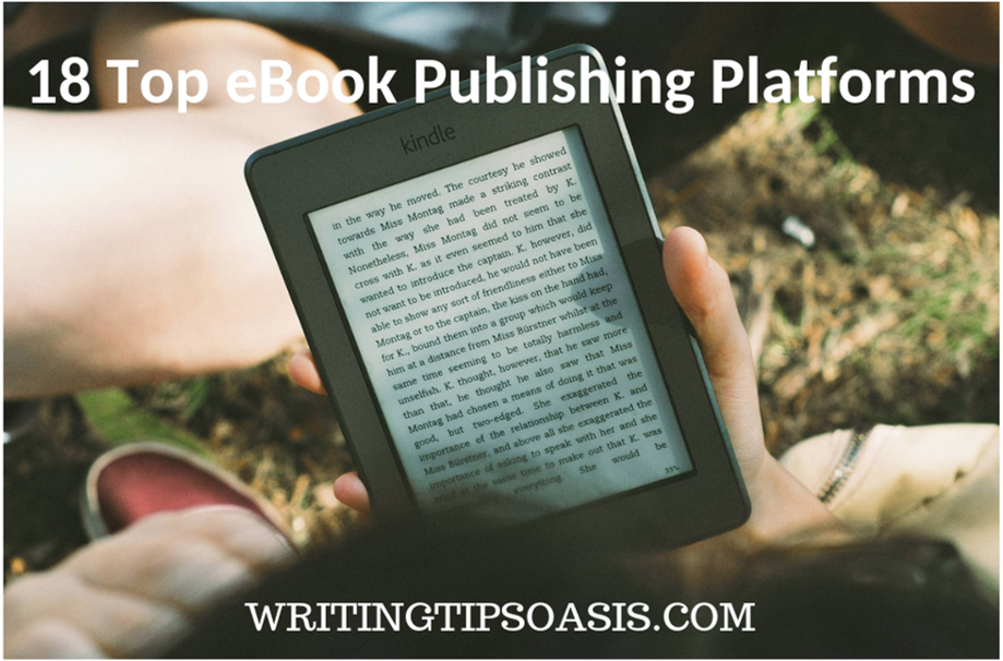 top ebook publishing platforms