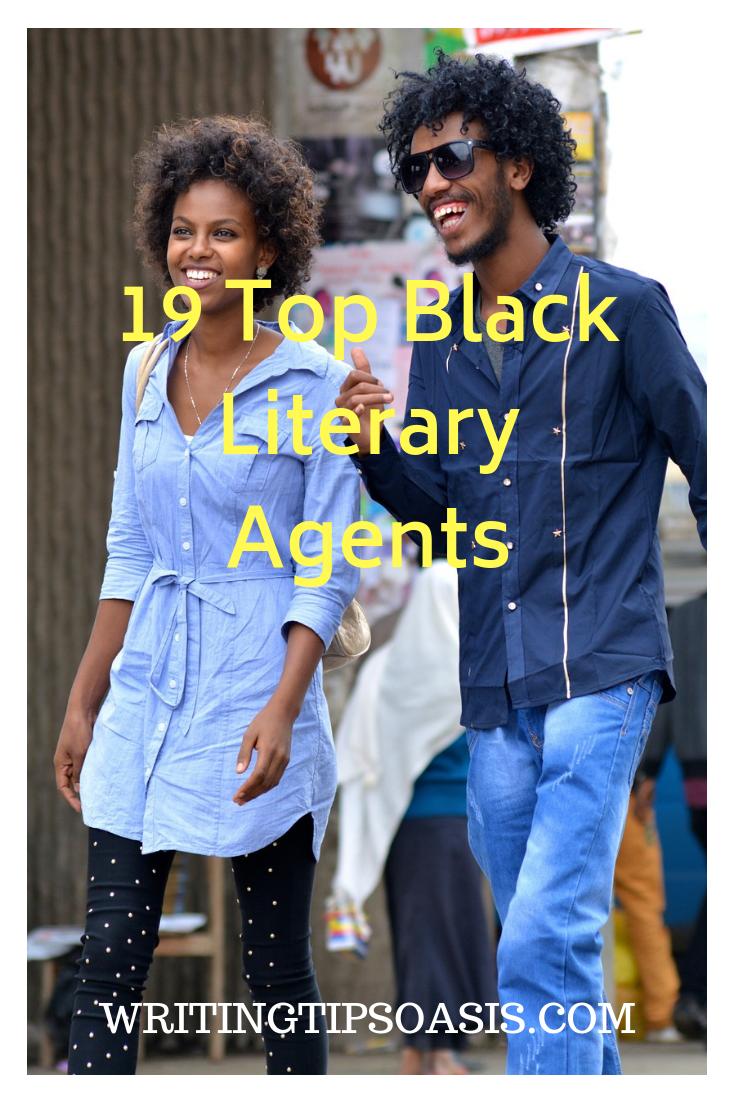 black female literary agents