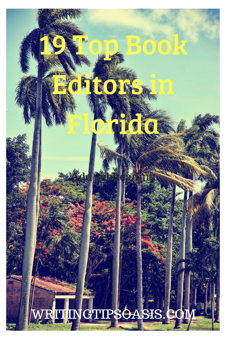 book editors in tampa florida