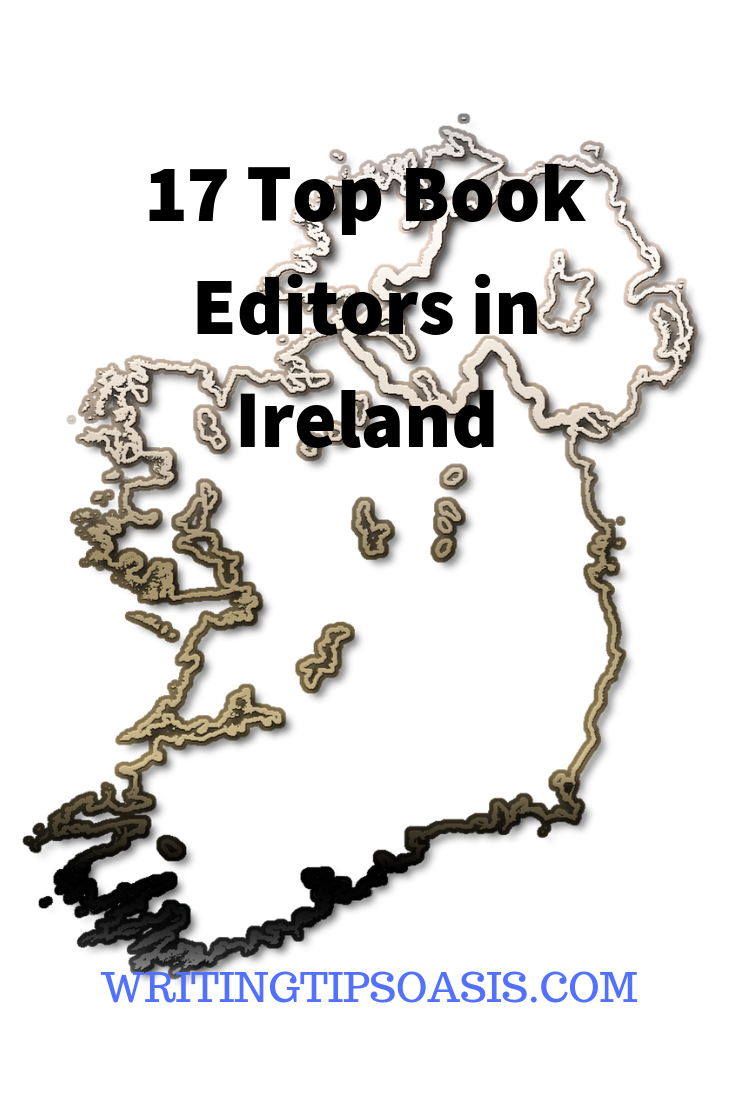 book editors ireland