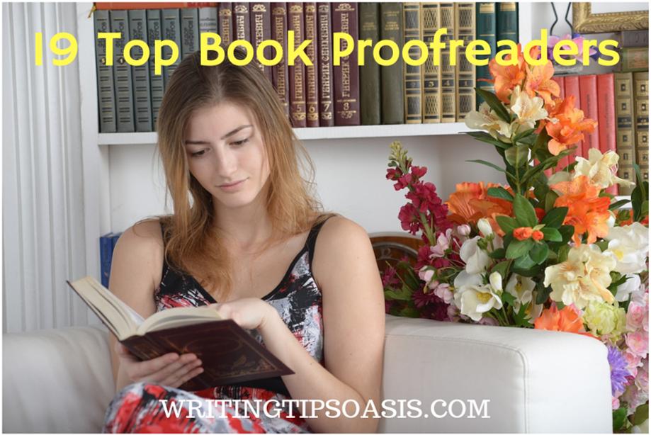 book proofreaders