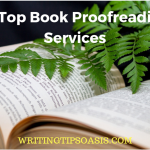 book proofreading services
