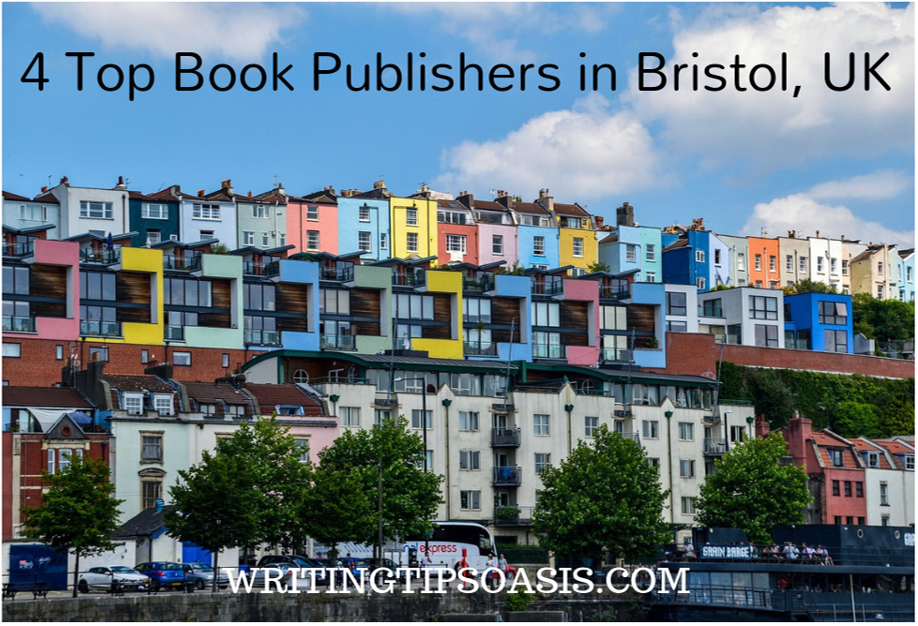 book publishers in bristol, uk