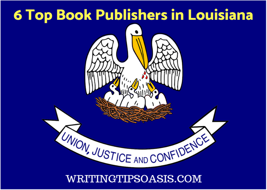book publishers in louisiana