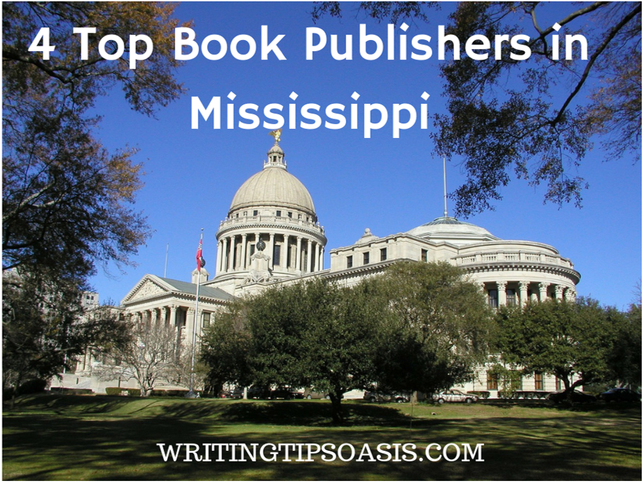book publishers in mississippi