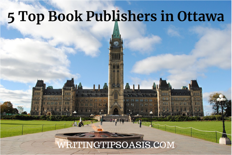 book publishers in ottawa