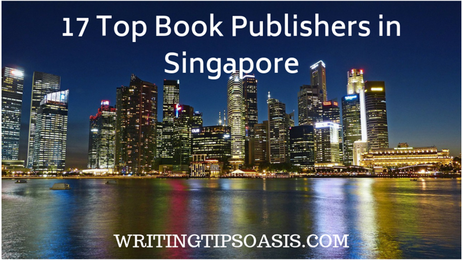 book publishers in singapore