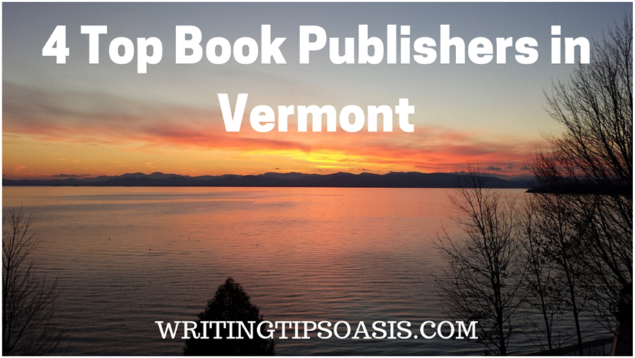book publishers in vermont
