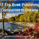 book publishing companies in ontario