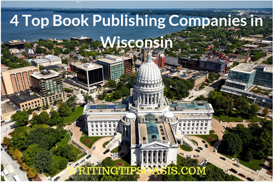 book publishing companies in wisconsin