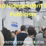 independent book publicists