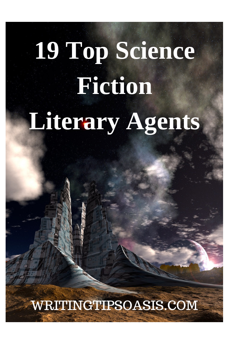 literary agents seeking science fiction