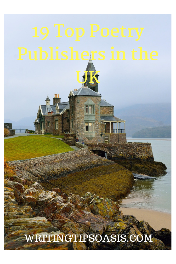 poetry publishers in uk
