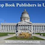 top book publishers in utah
