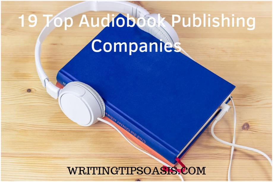 audiobook publishing companies