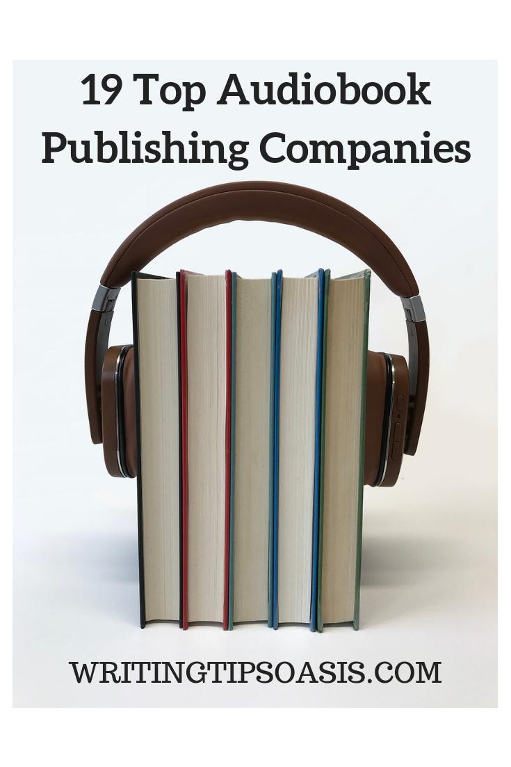 audiobook publishing houses