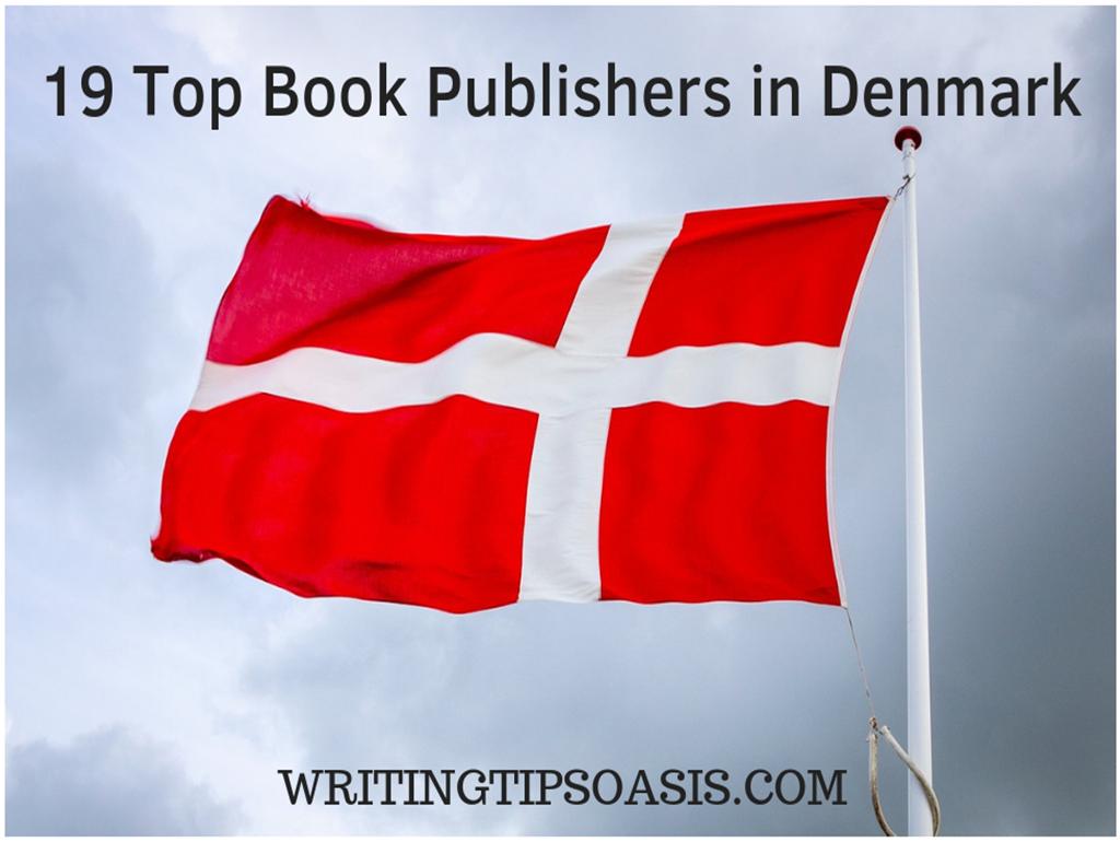 book publishers in denmark