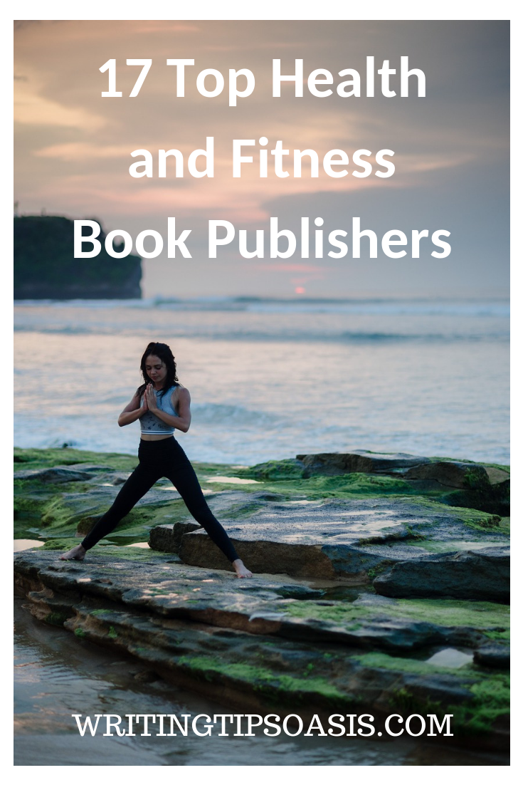 health book publishers