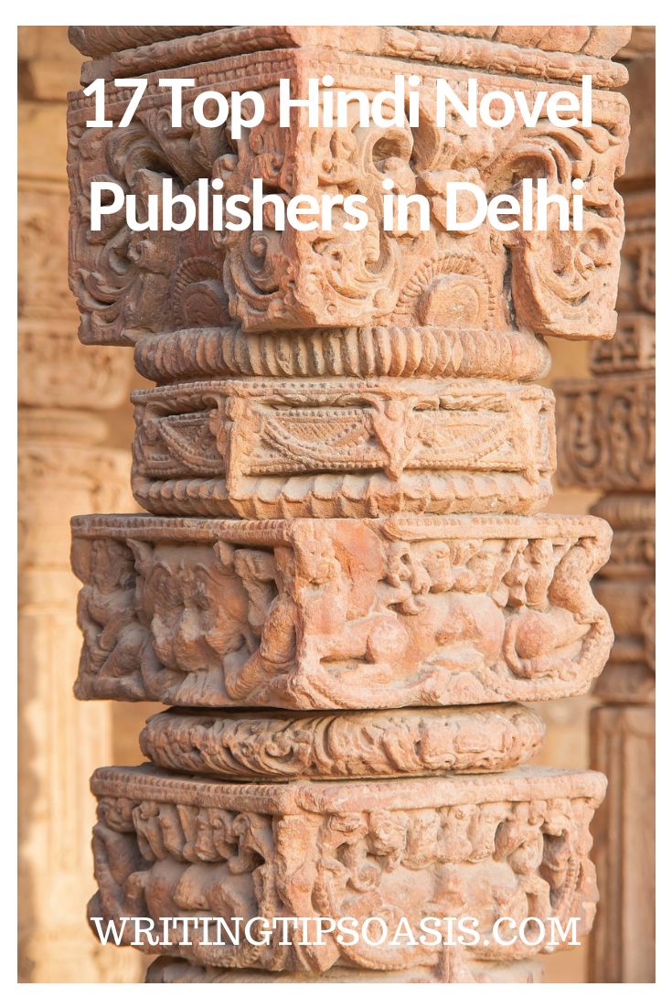 17 Top Hindi Novel Publishers in Delhi - Writing Tips Oasis