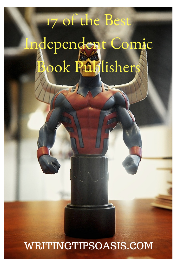 independent comic book publishers