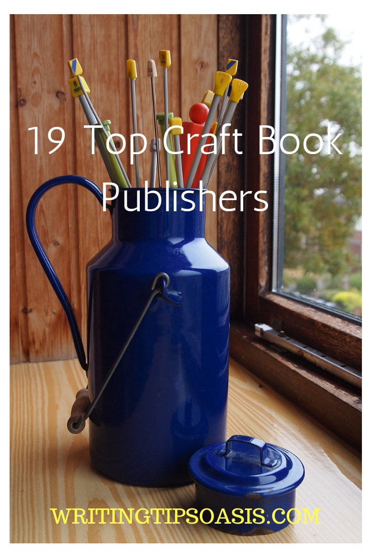 list of craft book publishers