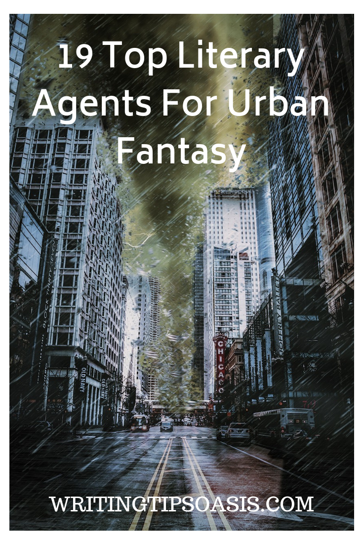 literary agents seeking urban fantasy