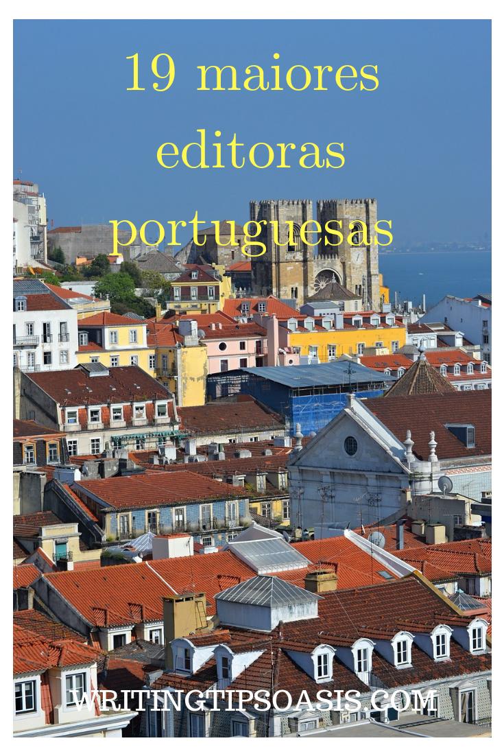 melhores editoras portuguesas