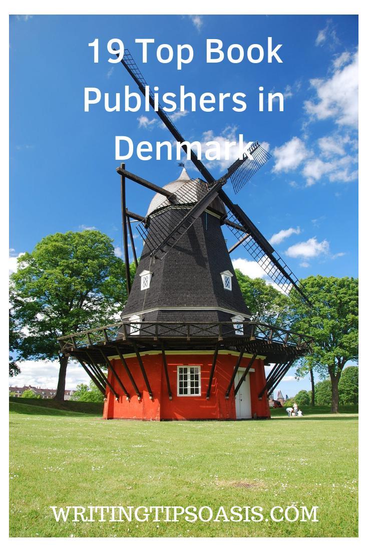 publishers in denmark