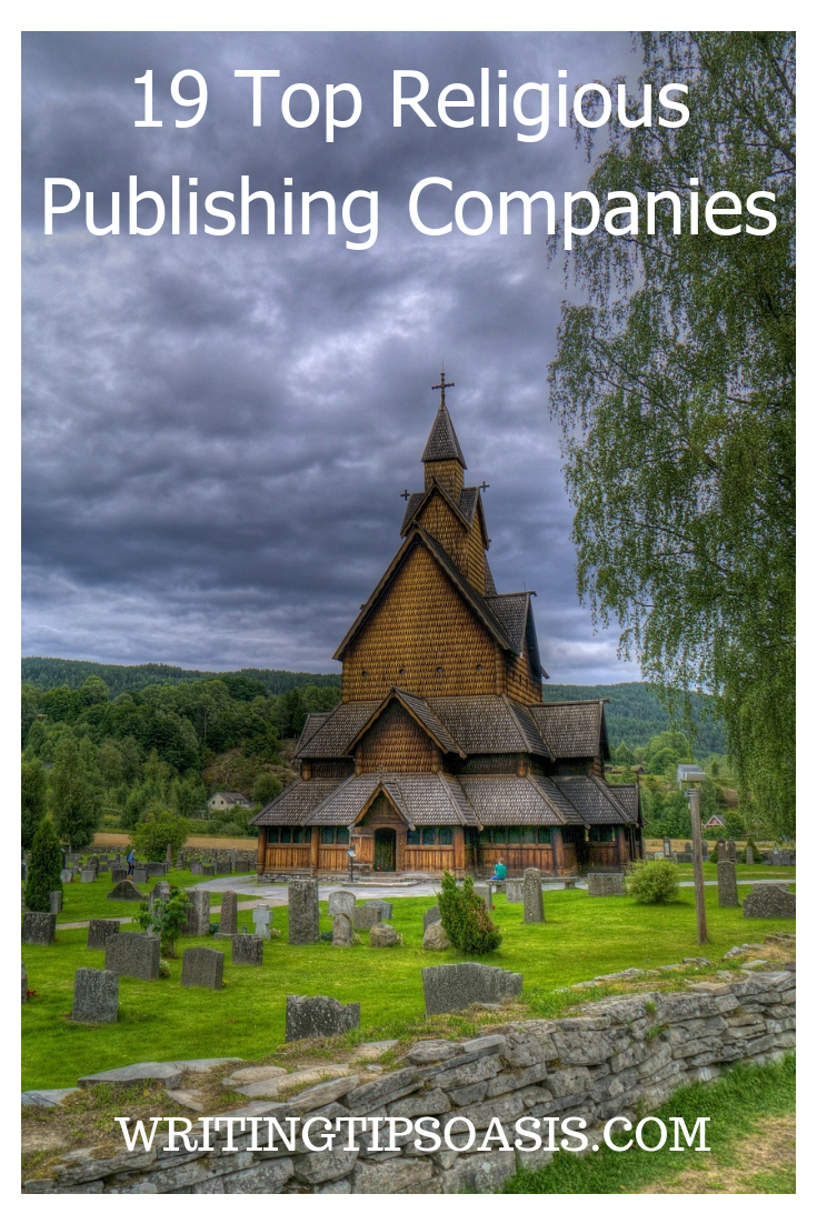 religious book publishers