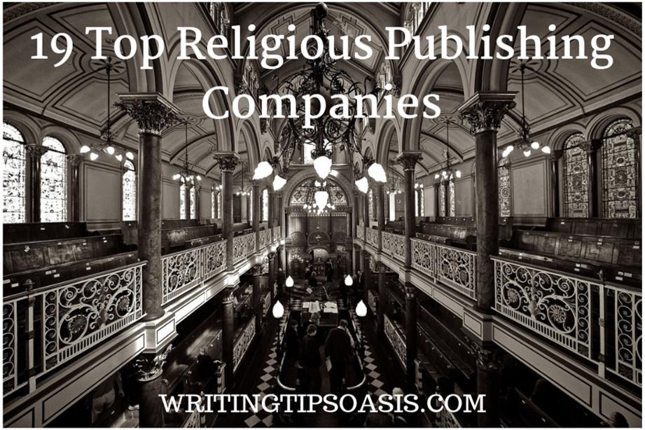 religious publishing companies