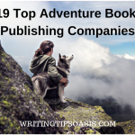 adventure book publishing companies