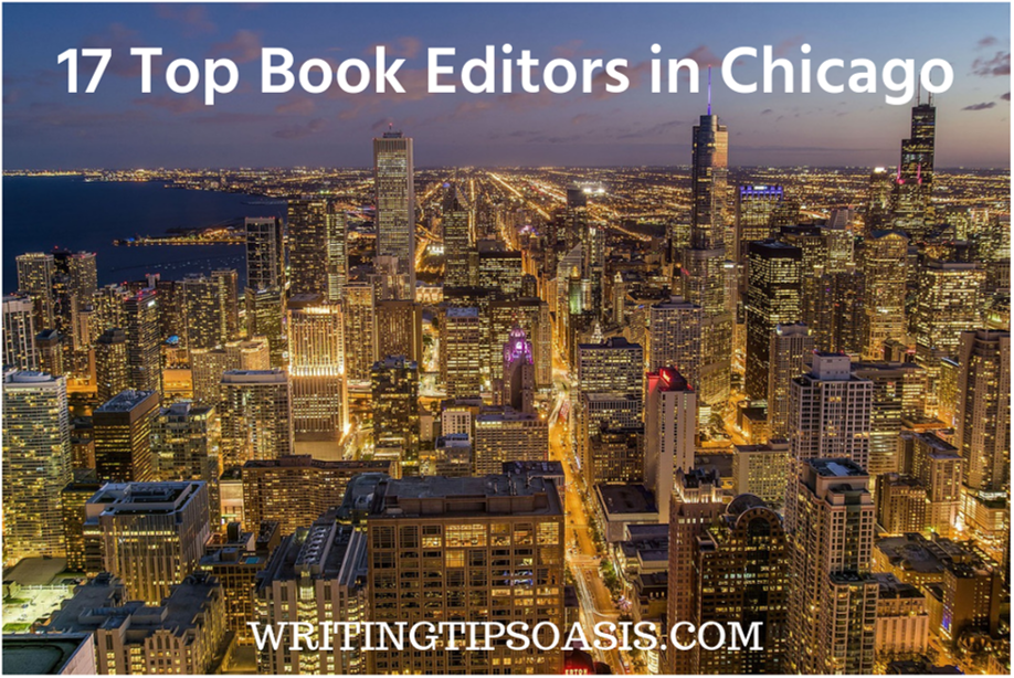 book editors in chicago