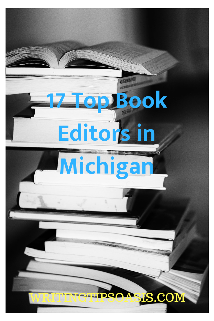 book editors in mi