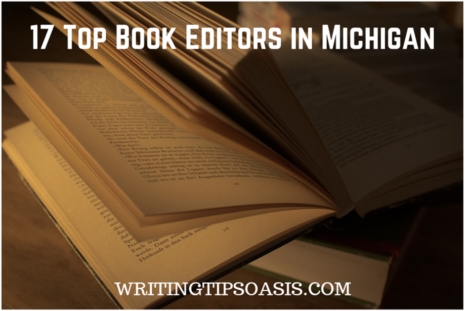 book editors in michigan