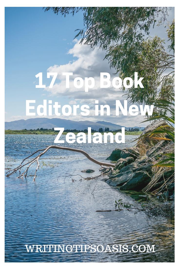 book editors nz