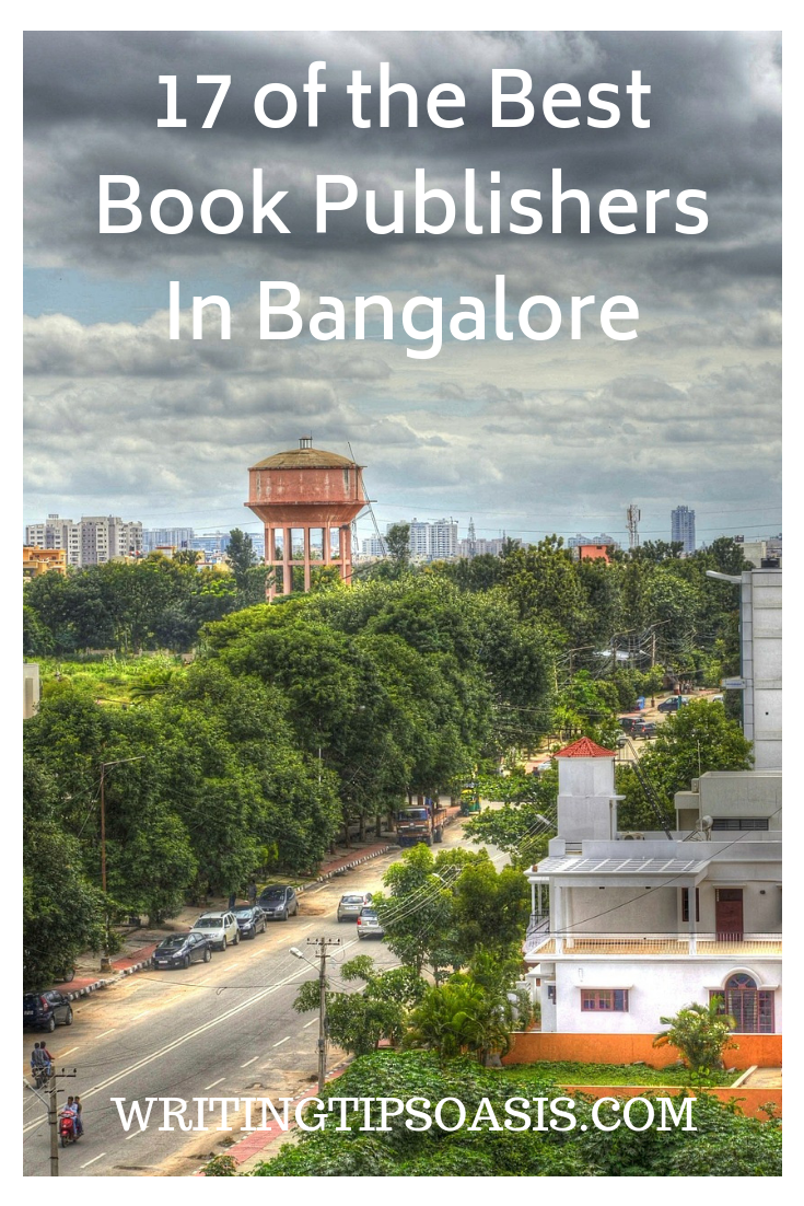 book publishing houses in bangalore