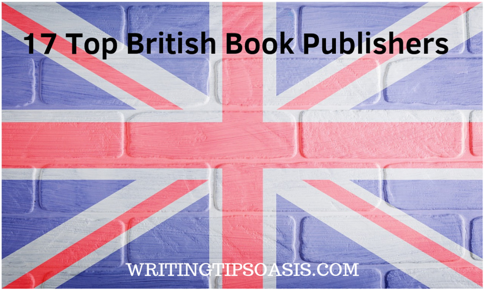 british book publishers
