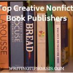 creative nonfiction book publishers
