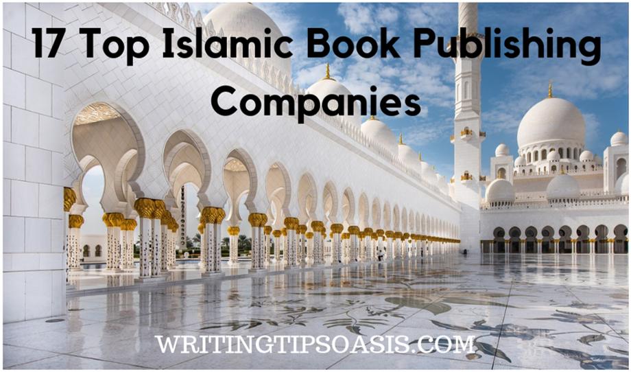 islamic book publishing companies