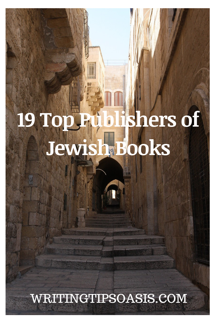 jewish book publishers