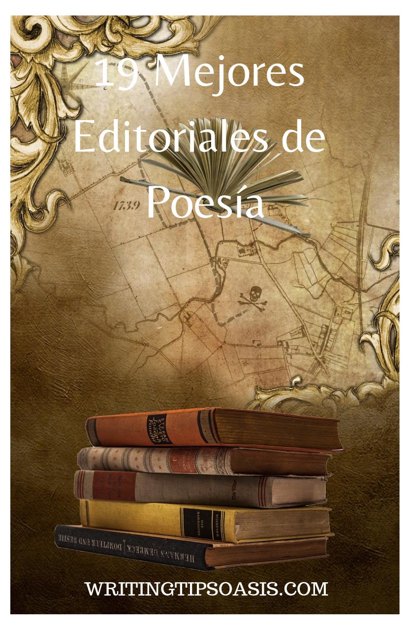 las mejores editoriales de poesia