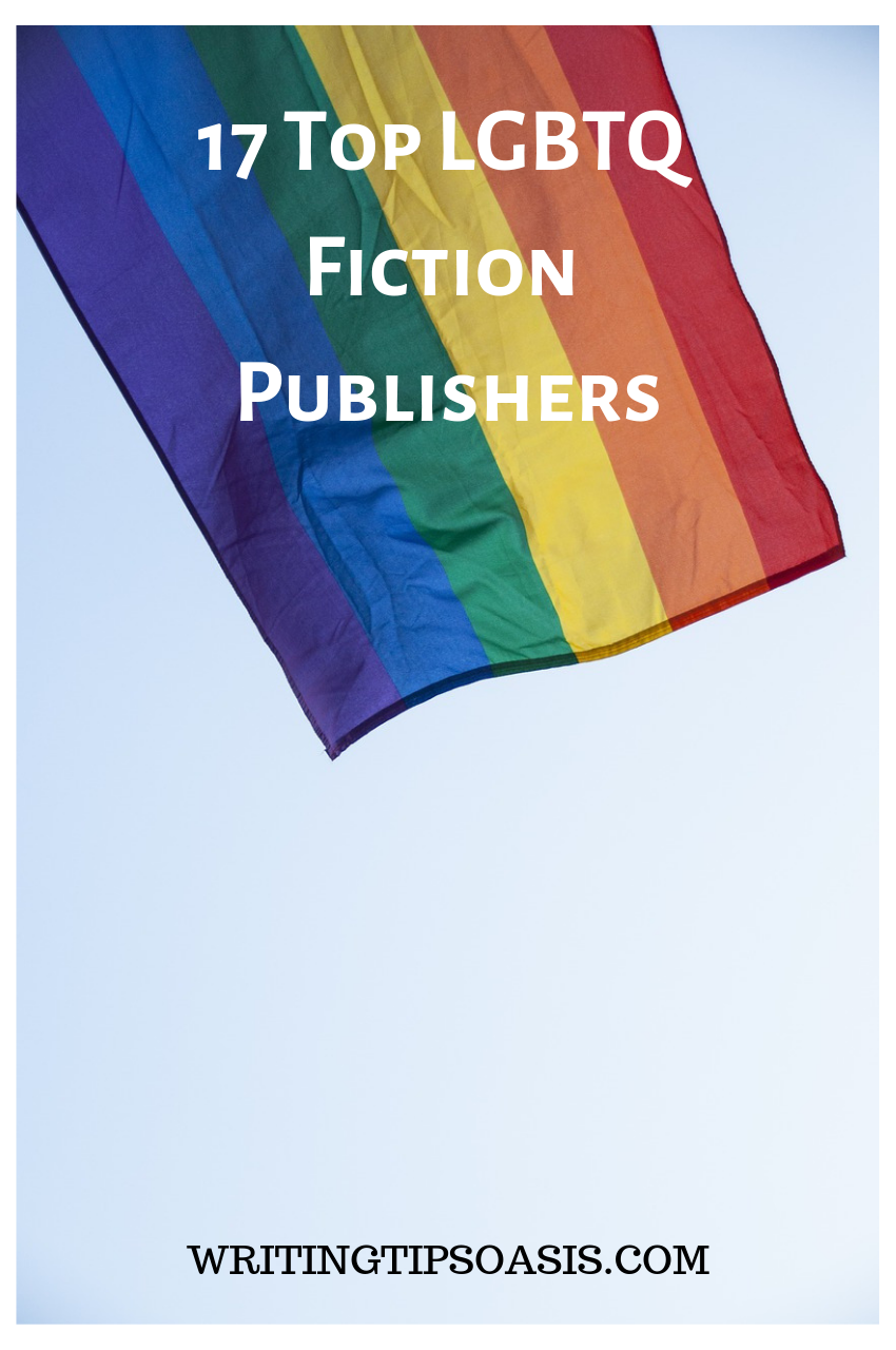 lgbt fiction publishers