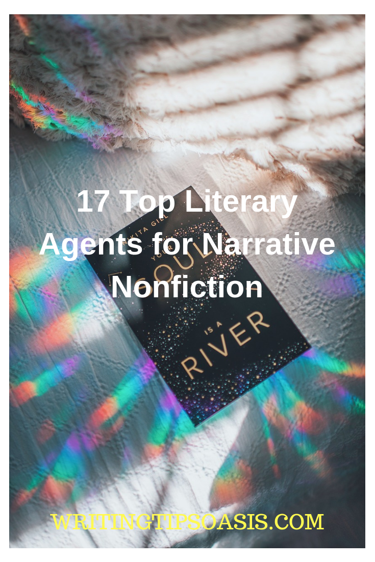 literary agents for creative nonfiction