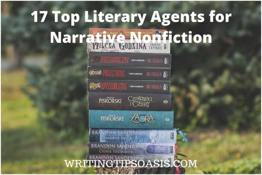 literary agents for narrative nonfiction