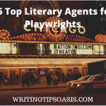 literary agents for playwrights