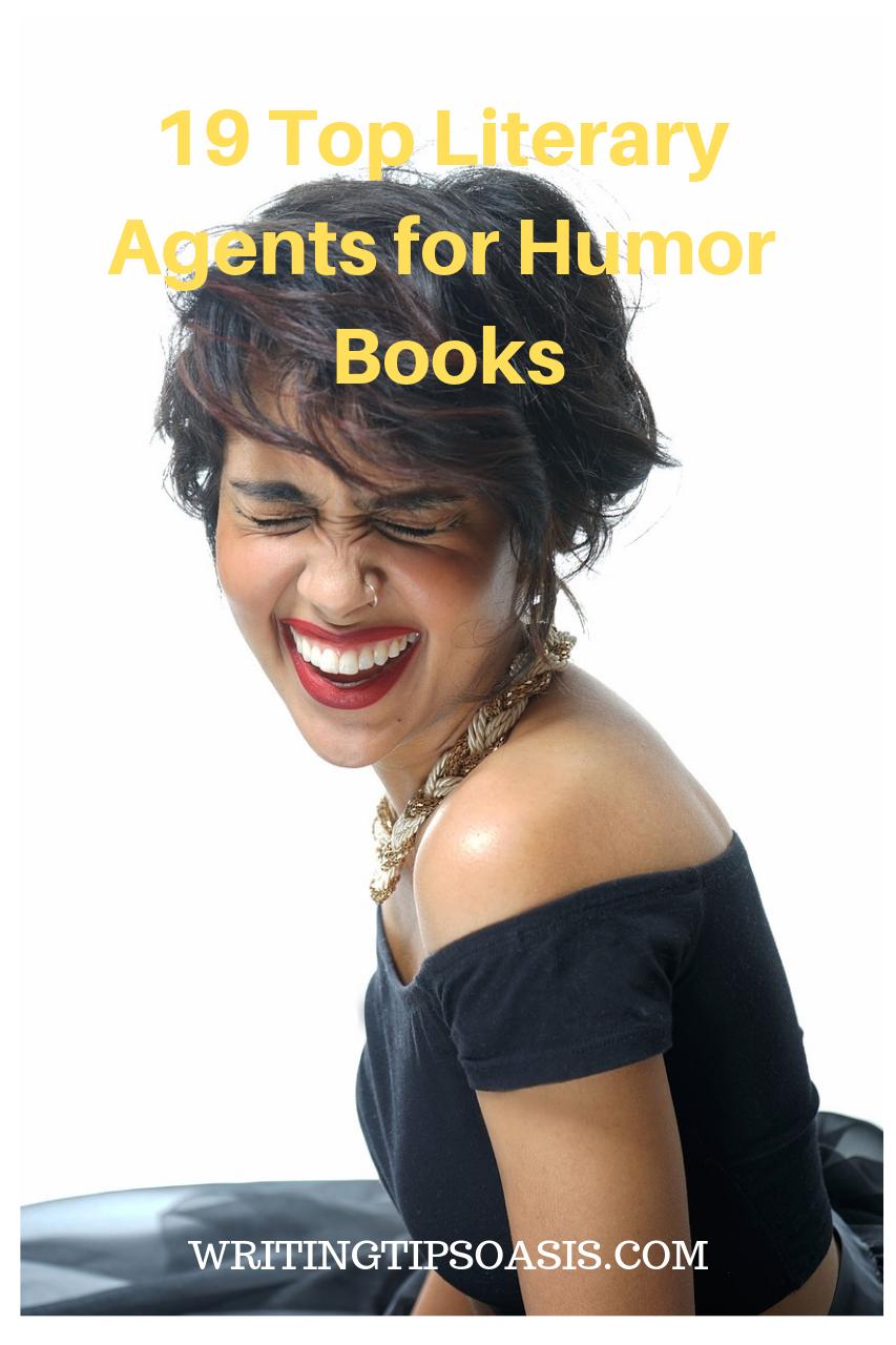literary agents seeking humor