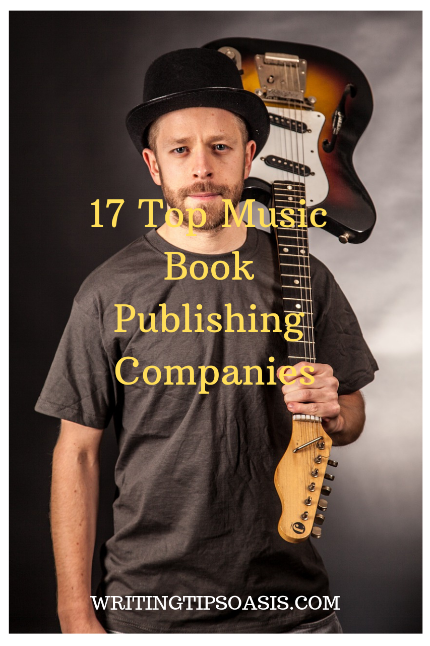 music book publishers