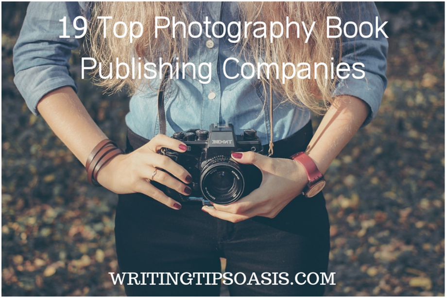 photography book publishing companies