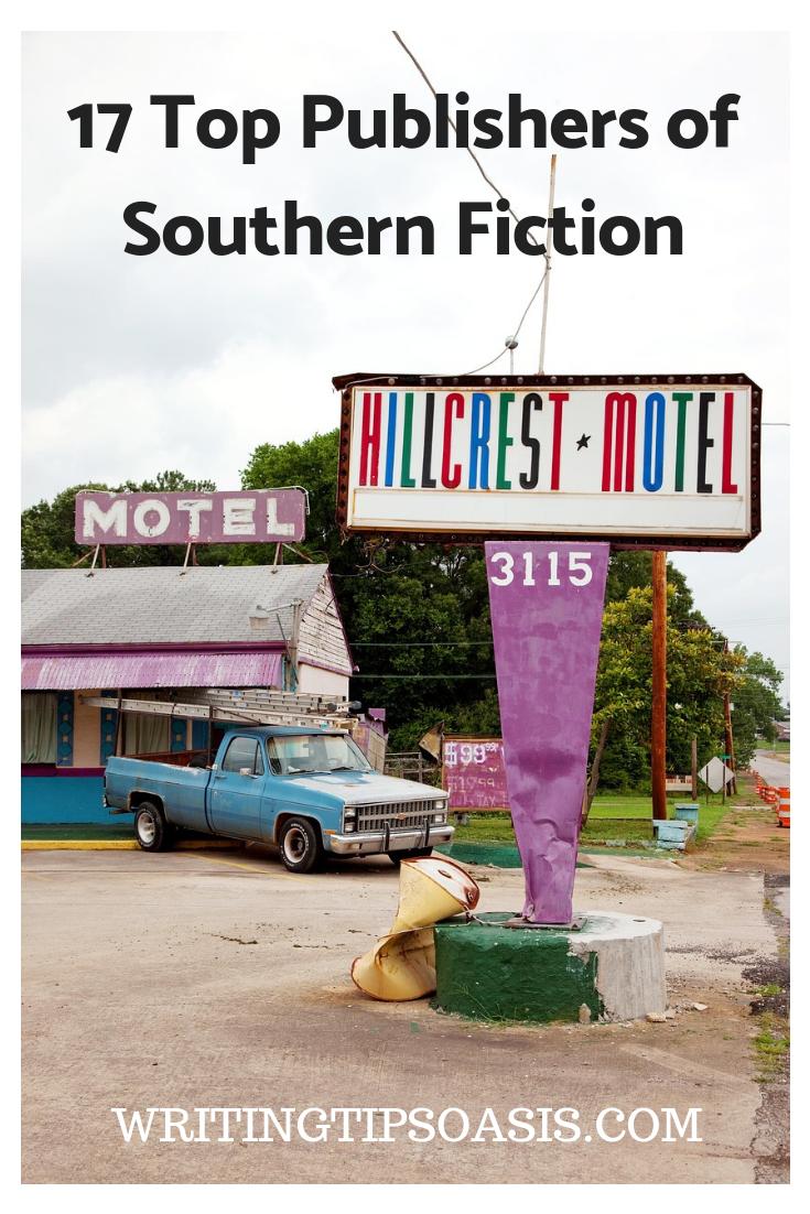 southern fiction publishers